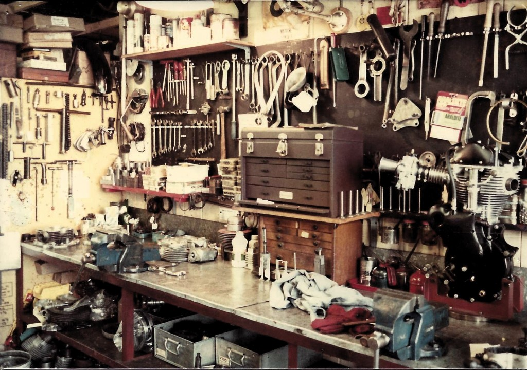 Seymour Workshop