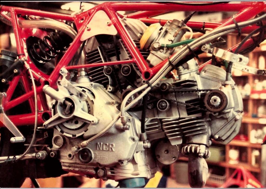 TT2 racer